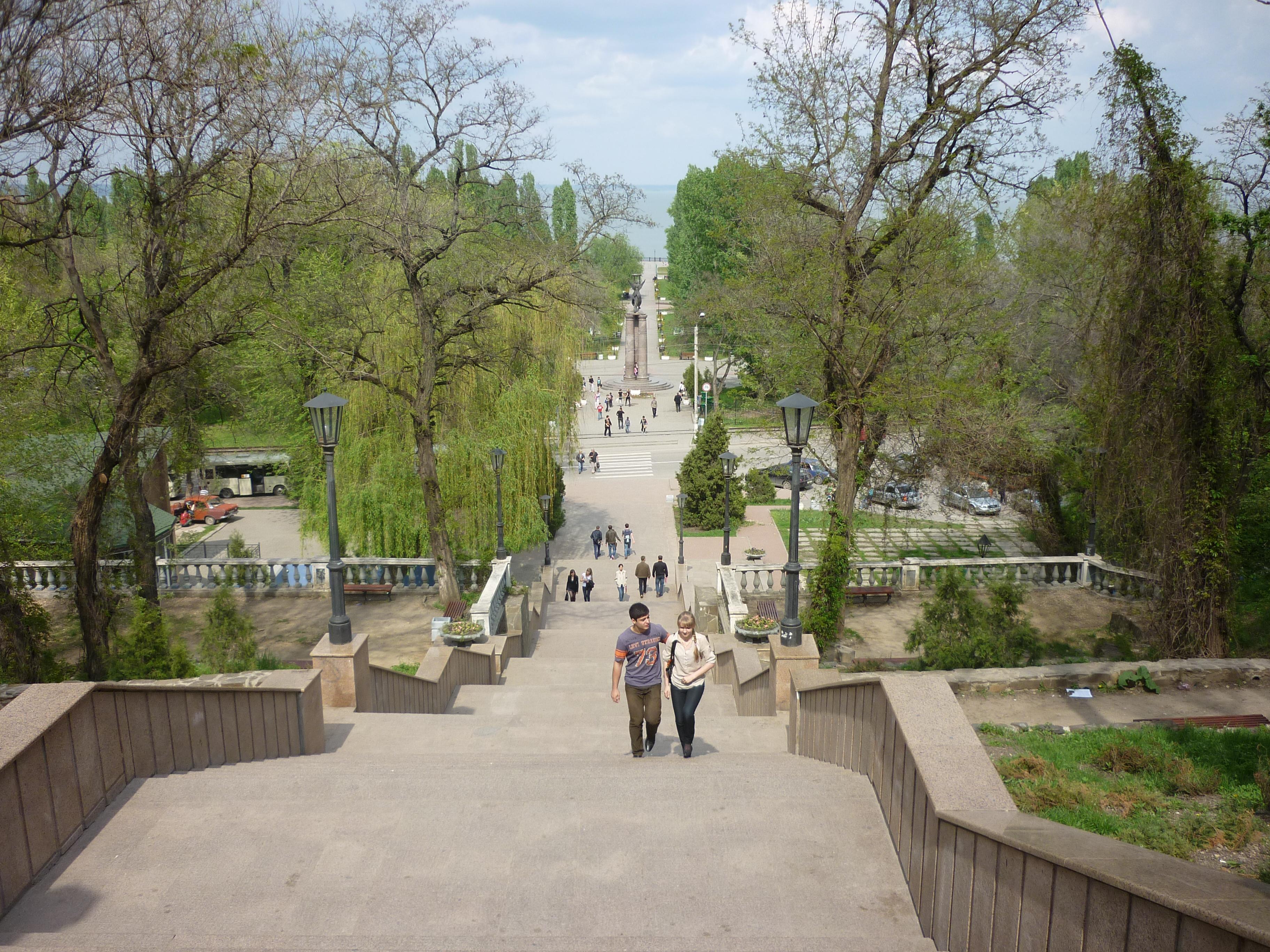 Каменная Лестница Знакомство